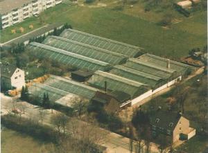 Gärtnere Luftaufnahme